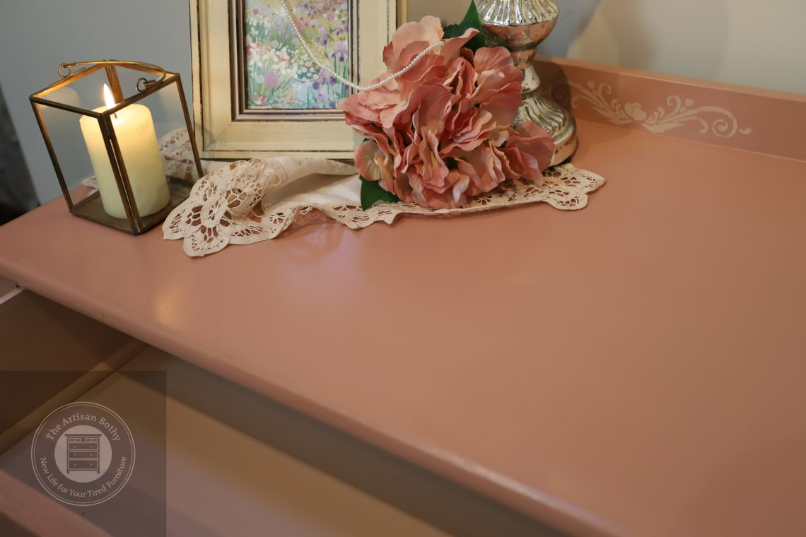 Upcycled-chest-drawers-blush